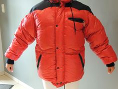 RARE MILLET down jacket, sized 1 veste doudoune MILLET | eBay