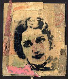 Tutorial: stencil art - how to make and spray a stencil