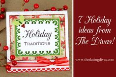 7 Holiday Traditions to try this Christmas!