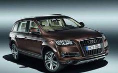 My new dream car - Audi Q7
