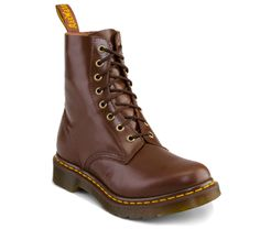 Doc Martens Pascal - brown leather