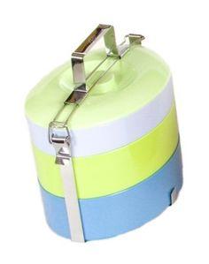 Vivo Oval Bento Box