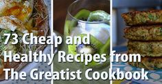 73 Cheap and Healthy Recipes