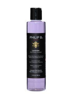 Lavender Hair and Body Shampoo | Philip B