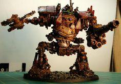 Bad Moons, Claw, Custom, Deff, Dreadnought, Mega, Orks, Scrap, Space Marines, Trukk