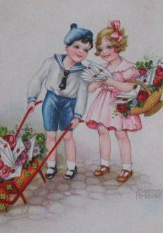 Postcard A0692 Antique