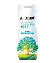 Sampon bio, hidratare zilnică, 355 ml, Attitude - Sabedoria Organic Makeup, Cleaning Supplies, Attitude, Shampoo, Moisturizer, Cosmetics, Moisturiser, Cleaning Agent, Body Lotion