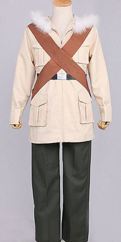CosEnter Anime Powers Hetalia Canada Matthew Williams Uniform Cosplay Costume ** More info could be found at the image url.