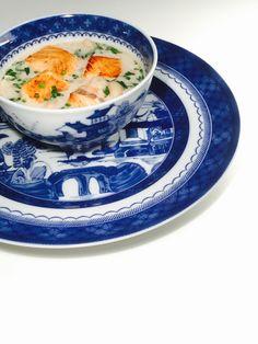 Blanquette de Salmão – Tachos e Porcelanas