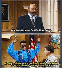Jazz Still Has A Point About Policemen