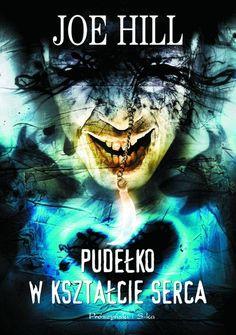 Pudełko w kształcie serca – Joe Hill Horror, Joker, Rock, Movie Posters, Movies, Fictional Characters, Ska, Literatura, 2016 Movies