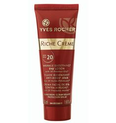 Riche Creme Wrinkle Smoothing Day Lotion SPF 20