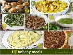 Yummy Thanksgiving Recipes