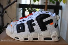 954017ff60434 Off-White x Nike Air More Uptempo White