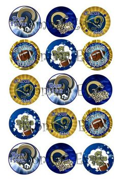 La Rams Football, Nfl Rams, Football Team, 32 Nfl Teams, St Louis Rams, Love To Meet, Great Team, Fantasy Football, National Football League