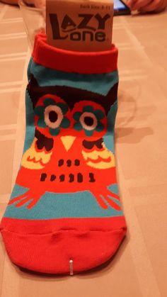 LADIES 3 PAIRS BOW-BOW THE WINTER OWL SOCKS UK 4-8 EUR 37-42 US 6-10