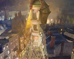 For Harry Potter fans, Diagon Alley at Universal Orlando will offer many dream-come-true moments: from boarding the Hogwarts Express to experiencing the Gringotts Bank coaster. In our new BIG 5 post, OI contributor Alexandra shares the top five most exciting prospects in Diagon Alley...