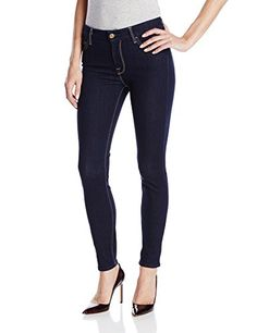 7 For All Mankind Women's Highwaist Contoured Waistband Skinny Jean In Rinsed Indigo, Rinsed Indigo, 25 7 For All Mankind http://www.amazon.com/dp/B00I5V5E6Q/ref=cm_sw_r_pi_dp_OBvJvb00GX3SD