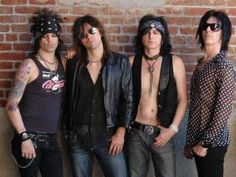 LA Guns ...loved this band back in the day