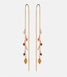 Maanesten Øreringe - Uma Earline, Gold Piercing, Jewerly, Diamonds, Gold Necklace, Inspire, Kpop, Awesome, Earrings, Diy