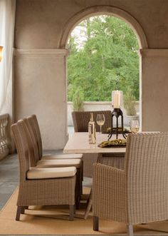 Create the sophisticated patio you have been dreaming of!
