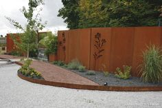 1000 images about le corten on pinterest corten steel