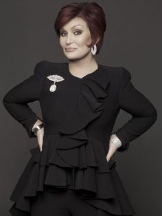 Sharon Osbourne - Colon Cancer Survivor