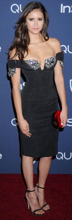 Should Nina Dobrev embrace her sexy or sweet side?