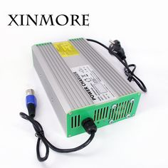 Consumer Electronics Smart Xinmore 5pcs 50.4v 8a 7a 6a Lithium Battery Charger For 44.4v Li-ion Polymer Scooter E-bike Ebike With Ce Rohs