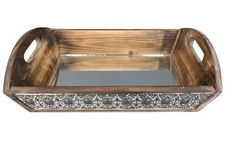 Tava Nassar cu oglinda Lemn&Metal 11x40x27 Best Sellers, Metal, Home Decor, Decoration Home, Room Decor, Metals, Home Interior Design, Home Decoration, Interior Design
