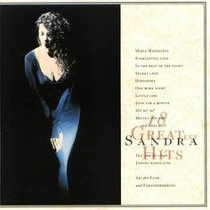 Sandra : 18 Greatest Hits ( CD Best Of ) - Sandra Ann Lauer Cretu Menges