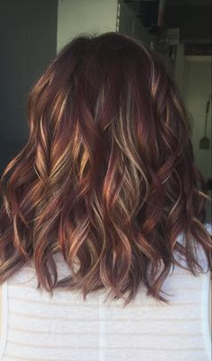 Brown Hair Cuts, Brown Ombre Hair, Brown Blonde Hair, Ombre Hair Color, Light Brown Hair, Light Hair, Brunette Hair, Hair Colors, Medium Blonde