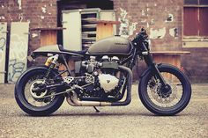 2013 Triumph Thruxton – Mean Machines