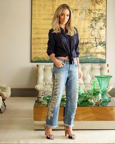 De volta a SP para curtir o finalzinho do Domingo!  A calça linda é da nova coleção da @dicollanioficial  @vanessacovo