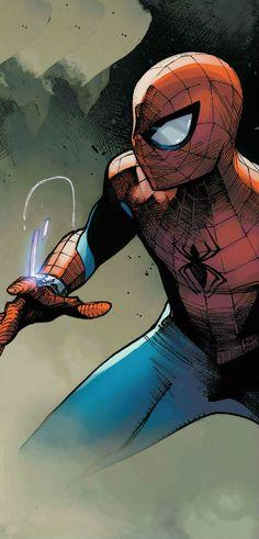 Spider-Man by Giuseppe Comuncoli