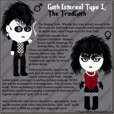 #01:Trad Goth by Trellia.deviantart.com on deviantART
