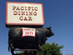 The historic Pacific Dining Car is closed for now, taking a long-term 'pause' amid the pandemic, though owners say they'll be back someday, somehow.