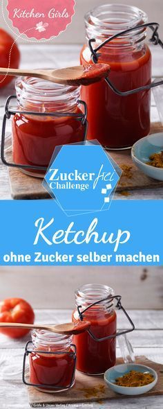 A sugar-free ketchup that is paleo and low carb? We'll tell you the recipe. A sugar-free ketchup that is paleo and low carb? We'll tell you the recipe. Paleo Recipes, Low Carb Recipes, Detox Recipes, Law Carb, Sugar Free Ketchup, Low Carb Ketchup, Paleo Dessert, No Carb Diets, Diy Food