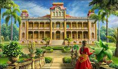 Palace Garden Ch 243