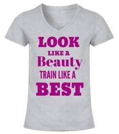 FB Gym Bodybuilding Ladies Tee No Pain No Gain R Neck Dry Fit Sports T-Shirt