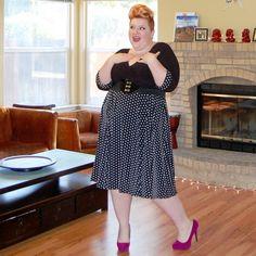 Loving how Stiletto Siren styled the Doris 2-in-1 Dress! #IGIGISTYLE