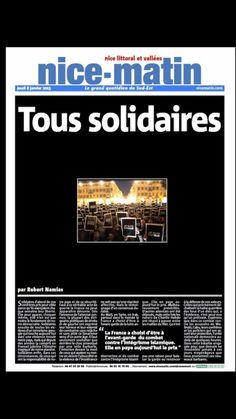 Charlie Hebdo Une Nice Matin