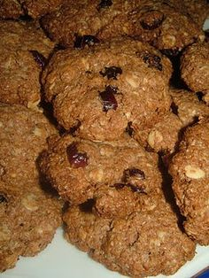 Diabetic Recipes, Diet Recipes, Sugar Free Deserts, Diy Kit, Vegan, Biscotti, Cookies, Cookie Recipes, Chocolate