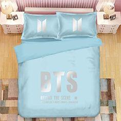 Acefast Inc Bts Bedding Set Twin Queen King Bed Set Jimin Suga Jungkook V Love Yourself Speak Yourself Bedding Set 3pcs Bed Bedding Set Bts