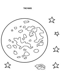 Pluto Planet coloring page from Planets category Select from
