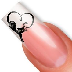 Nailart NAIL TATTOO STICKER - cat / heart - black ** This is an Amazon Affiliate link. You can find out more details at the link of the image.