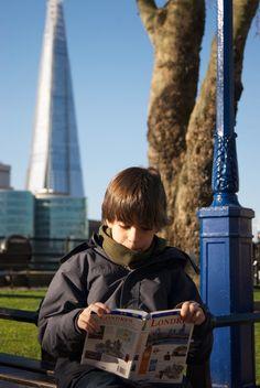Londres en familia