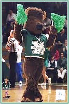 Marco | Mascot | Marshall University