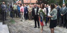 Ολοκληρώθηκαν οι εκδηλώσεις εις μνήμην του ολοκαυτώματος του Χορτιάτη