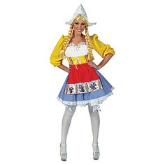 Get into character for #Oktoberfest with this Elsie the Milkmaid Costume!